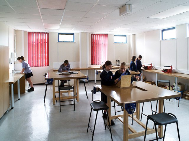 Modular Classroom Uk ~ Modular school classrooms wernick buildings